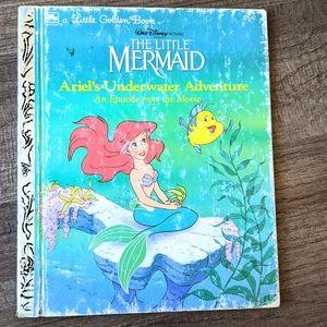 Vintage 1989 Disney's The Little Mermaid